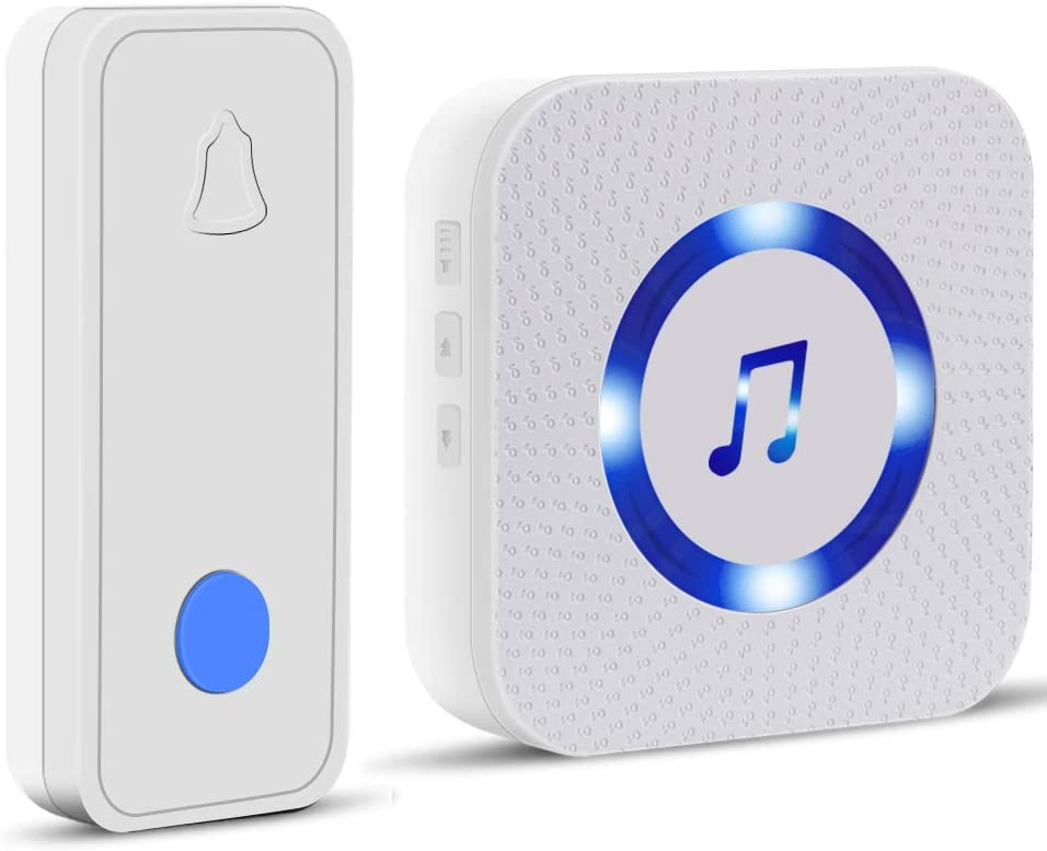CHUNXU Wireless 40% OFF Cheap Sale Doorbell Special price for a limited time Range,Waterproof 1300Ft Operating