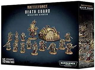 Battleforce Death Guard Infection Cluster Warhammer 40,000