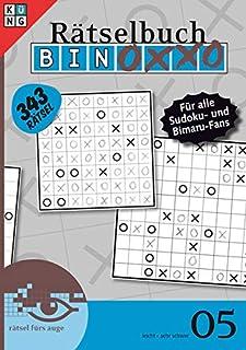 Binoxxo Rätselbuch 05: Rätsel fürs Auge