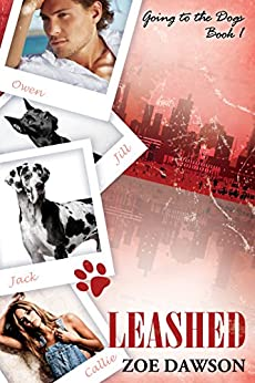 Leashed (Going to the Dogs Book 1) by [Zoe Dawson]