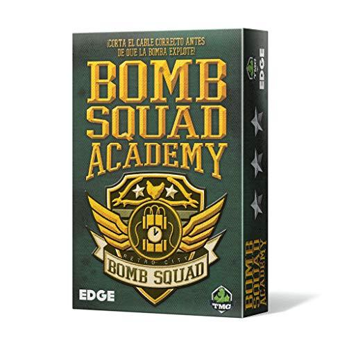 Edge Entertainment- Bomb Squad Academy - Español, Color (EETMBS02)