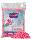 Pink Hard Candy Stars 2 Pounds - For Gender Reveal Or Baby Showers-Star Shaped Candy