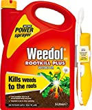 Weedol Rootkill Plus Weedkiller 5L