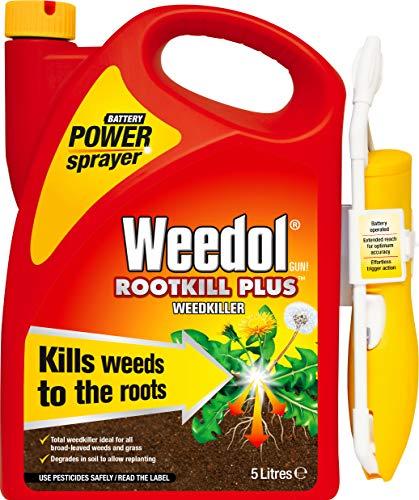 Weedol Rootkill Plus Weedkiller 5L
