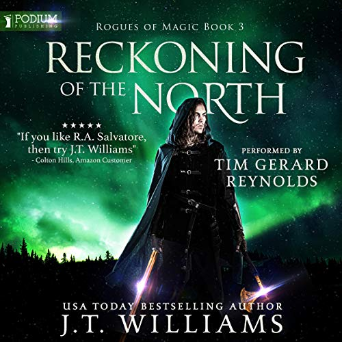 Reckoning of the North audiobook cover art