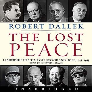 Lost Peace Titelbild
