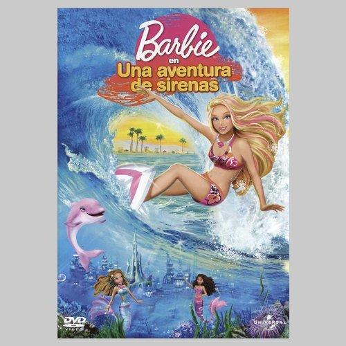 Barbie:Una Aventura de Sirena [Import allemand]