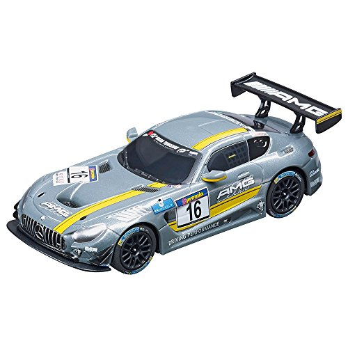 """Carrera 20041392 - Digital 143 Mercedes-AMG GT3 """"No.16"""""""