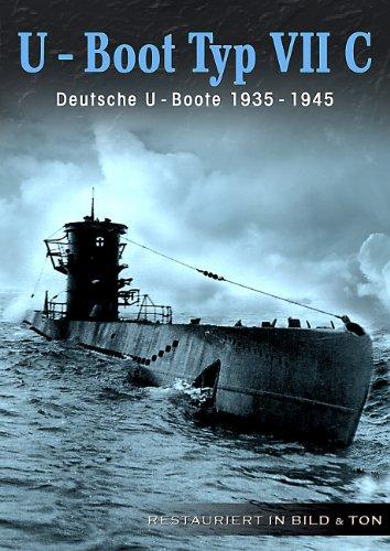U-Boot Typ VII C - Deutsche U-Boote 1935-1945
