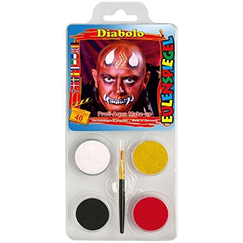 Maquillaje Juego del Diablo