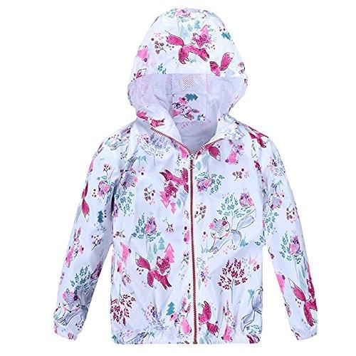 Kids Regen Poncho Waterdichte Outdoor Roze Bloem Licht Regenjas Kinderen Baby S