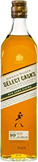 Johnnie Walker 10 Year Old Select Casks Rye Cask Finish Whisky 750mL