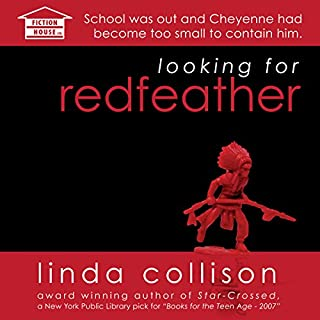Looking for Redfeather audiobook cover art