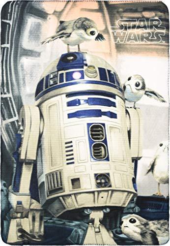 Fleecedecke Star Wars R2D2, 100 x 150 cm