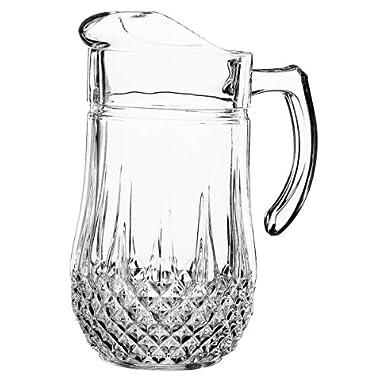 Cristal D'Arques Longchamp 50 1/2-Ounce Pitcher