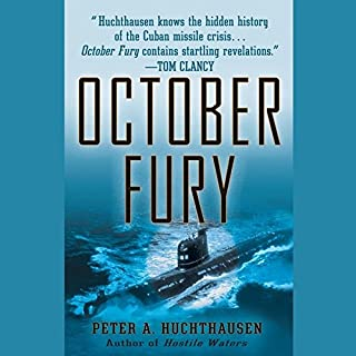 October Fury cover art