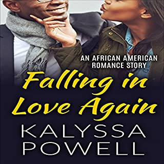 Falling in Love Again: An African American Romance Story audiobook cover art