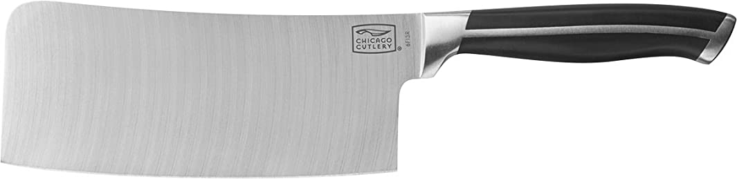 Chicago Cutlery 1115583 cleaver knife, 6-1/2-Inch, Stainless Steel