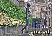 Bremen ganz nah (Wandkalender 2022 DIN A4 quer): Erleben sie Sehenswuerdigkeiten in Bremen ganz nah (Geburtstagskalender, 14 Seiten )