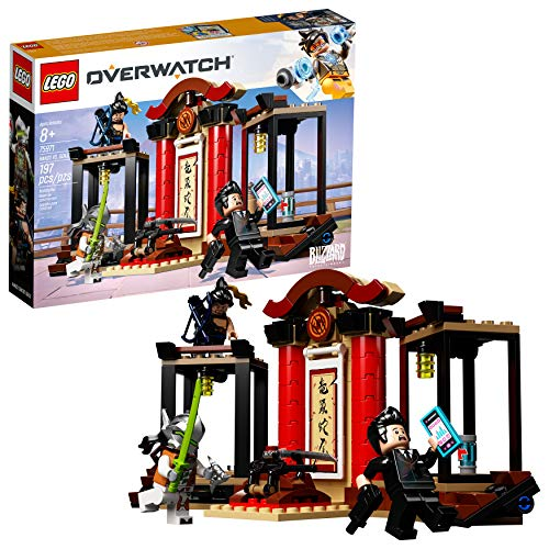 LEGO Overwatch Hanzo & Genji 75971 Building Kit (197 Pieces) (Discontinued by Manufacturer)