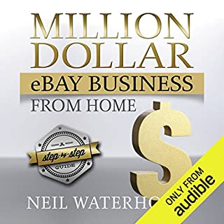 Million Dollar eBay Business From audiobook cover art