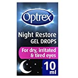 Optrex Night Restore Gel Drops, 10ml