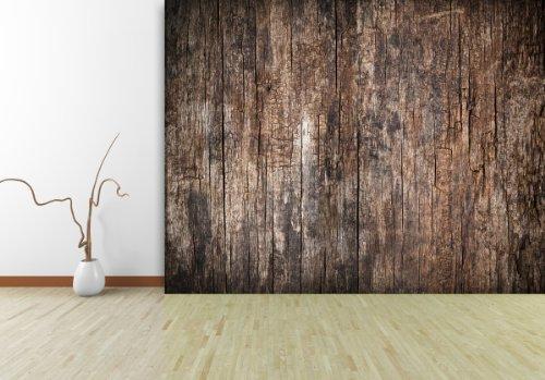 Fototapete Old Wood - weitere Größen und Materialien wählbar - DEUTSCHE Profi QUALITÄT von Trendwände