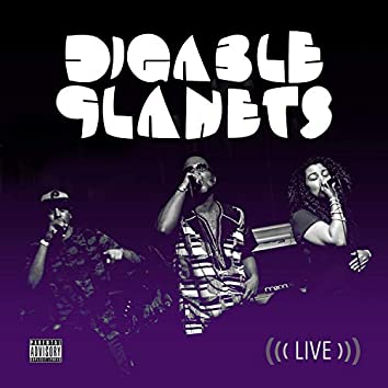 Digable Planets Live