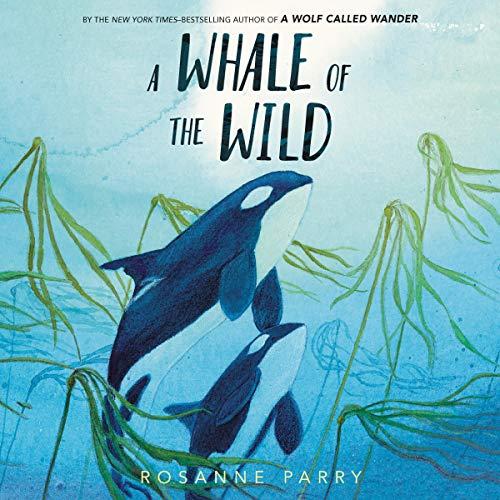 Page de couverture de A Whale of the Wild