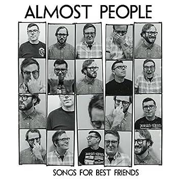 Songs For Best Friends