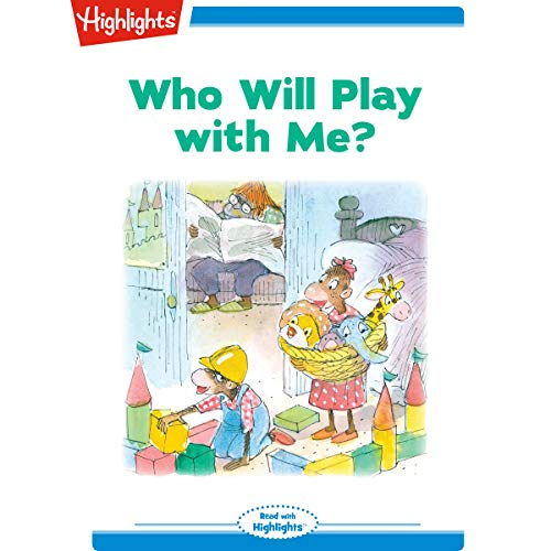 Who Will Play with Me cover art