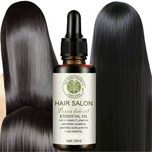 Xbeast Haar Wachstum Serum, Haarausfall und Haar-Behandlung, Haar Serum, Neues Haarwachstum stimuliert, fördert dickeres, Volleres und schneller wachsenden Haar