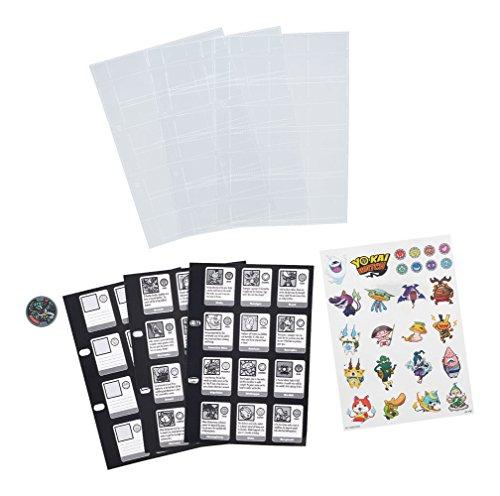 Hasbro Yo-Kai Watch B6046100 – Fundas coleccionables con 1 Medalla, Juguete Coleccionable