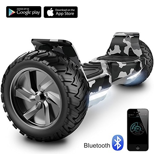 Cool&Fun 8.5' Balance Board Scooter Patinete Hummer SUV 700W Eléctrico...