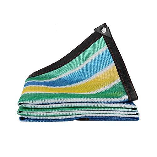 Wangczype luifel van zonwerend weefsel van hoogwaardig polyester met zonwering, PU-geïmpregneerd, stofdicht en winddicht.