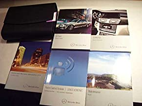 2014 Mercedes C-Class with Command guide Owners Manual