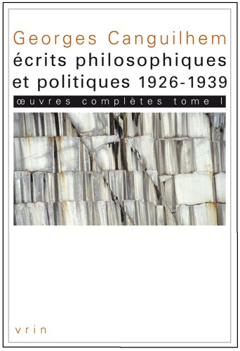 Oeuvres complètes, tome I