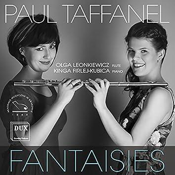 Taffanel: Fantasies