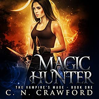 Magic Hunter cover art