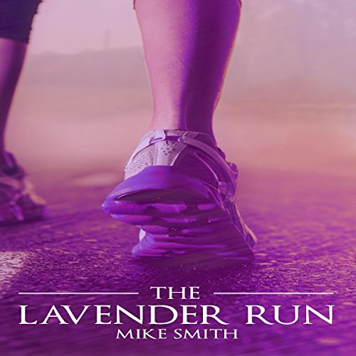 The Lavender Run audiobook cover art