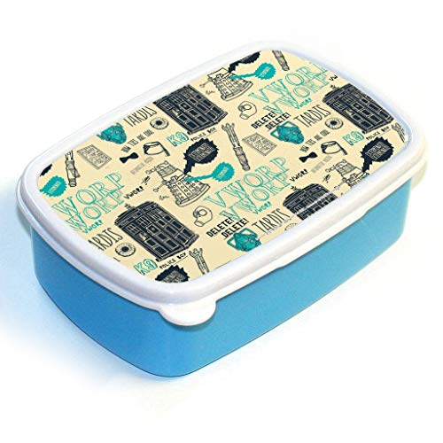 Doctor Who Elements Lunchbox