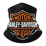 not Balaclava Harley Davidson Face Mask, Multifunctional Headwear Neck Gaiter for Men & Women, 3D...