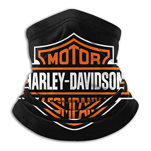 not Balaclava Harley Davidson Bandana, Passamontagna, per Moto, Scooter, Bici, Sci, Protegge dalla Polvere e dal Vento