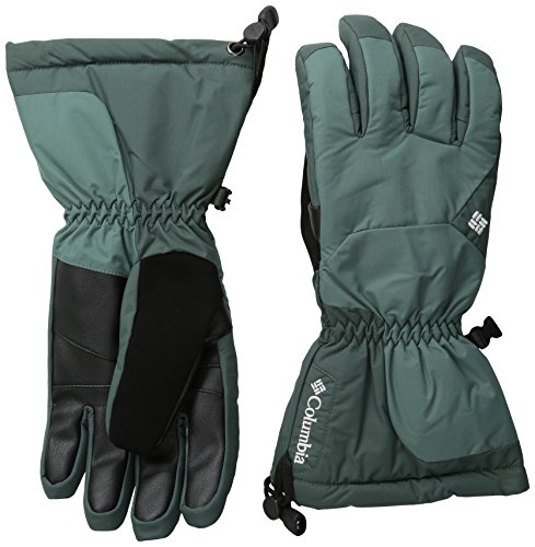 Columbia Men's Tumalo Mountain Gloves, Pond/Deep Green, Large