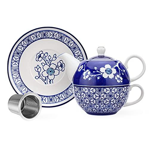 La mejor comparación de Juegos de té individuales los preferidos por los clientes. 3