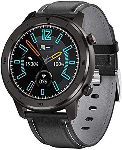Smart watches men s round touch-screen smart watches IP68 waterproof sports watch for Android IOS