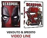 Deadpool 1-2 (2 Film DVD) Edizione Italiana