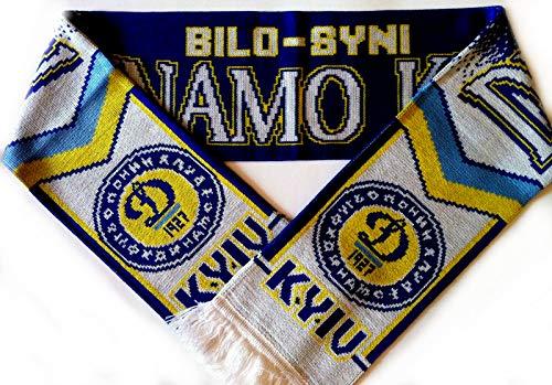 Dynamo Kiew Schal Fanschal Fussball Schal