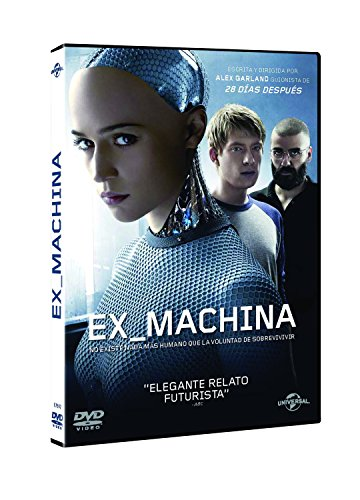 Ex_Machina [DVD]