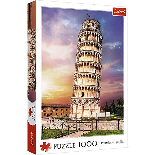 Trefl- Puzzle Torre di Pisa, TRF10441